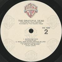 Grateful Dead [album cover]