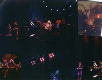 Grateful Dead, ca. 1991: collage of Jarboe's prints