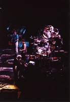 Grateful Dead: Phil Lesh, Bob Weir, Jerry Garcia (with Steve Parish?), Mickey Hart, Bill Kreutzmann