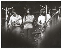 Grateful Dead: Bob Weir, Donna Jean Godchaux, Phil Lesh