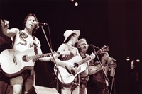Bob Weir, Marc Ford, Arlo Guthrie, and Matthew Kelly