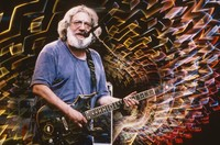 Jerry Garcia: image with special effects