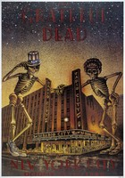 Grateful Dead / New York City / October 22-31, 1980