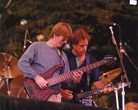 Bill Graham Memorial (Laughter, Love And Music): Phil Lesh and Bob Weir