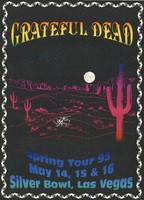 Grateful Dead - Spring Tour '93 - May 14, 15 & 16 - Silver Bowl, Las Vegas