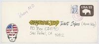 Anonymous (no return address, postmarked Edina, MN)