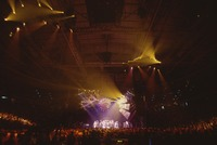 Grateful Dead, ca. 1990s: stage lighting