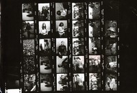 Allman Brothers at Gaelic Park: contact sheet with 29 images
