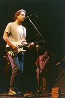 Grateful Dead: Bob Weir, with Branford Marsalis in the background