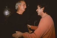 Grateful Dead, July 1995: Bill Kreutzmann and Mickey Hart