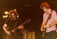 Grateful Dead: Jerry Garcia and Bob Weir