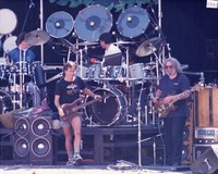 Grateful Dead: Bill Kreutzmann, Bob Weir, Mickey Hart, and Jerry Garcia