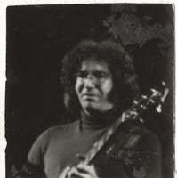 "Jerry Garcia: photograph by ""Deadheads of St. Paul, MN"""
