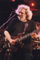 "Jerry Garcia performing ""Jack-A-Roe"""