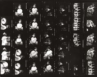 Gyuto Monks Tantric Choir and Mickey Hart: contact sheet with 33 images