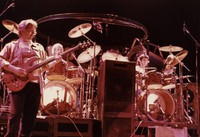 Grateful Dead: Phil Lesh, Bill Kreutzmann and Mickey Hart