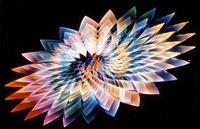 "Background ""optical effects"" geometric image"