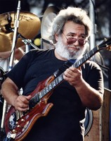 "Jerry Garcia performing ""Loose Lucy"""