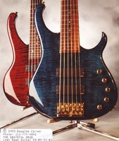 Phil Lesh's bass guitars