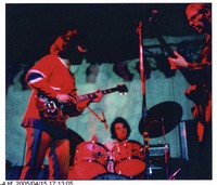 Grateful Dead: Jerry Garcia, Bill Kreutzmann and Phil Lesh