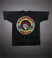 "T-shirt: ""Grateful Dead"" - skull and roses"