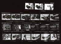 Grateful Dead: contact sheet with 21 images