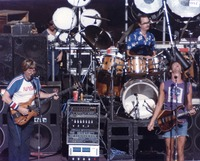 Grateful Dead: Phil Lesh, Bill Kreutzmann, and Bob Weir
