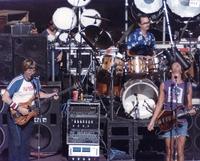 Grateful Dead: Phil Lesh, Bill Kreutzmann, and Bob Weir