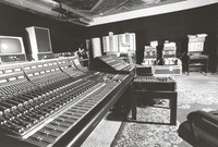 Club Le Front recording studio, ca. 1980s