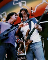 Grateful Dead, ca. 1985: Bob Weir and Phil Lesh