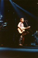 Bob Weir on acoustic guitar