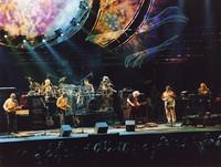 Grateful Dead with Branford Marsalis: Phil Lesh, Bill Kreutzmann, Bob Weir, Mickey Hart, Jerry Garcia, Branford Marsalis, Vince Welnick