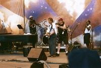Bob Weir and unidentified musicians