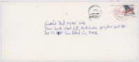Anonymous (no return address, postmarked Paterson, NJ)