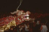 Deadheads with dragon head, ca. 1991