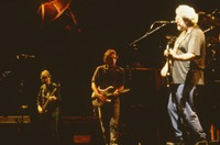 Grateful Dead: Phil Lesh, Bob Weir, Jerry Garcia