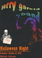 Jerry Garcia Band, Halloween Night - October 31, 1992 - Oakland Coliseum