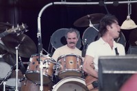 Grateful Dead: Bill Kreutzmann and Bob Weir