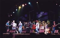 Other Ones with Jorma Kaukonen: Bob Weir, Bruce Hornsby, Jorma Kaukonen, Alphonso Johnson, Mark Karan, Steve Kimock
