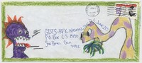 Anonymous (no return address, postmarked Lancaster, PA)