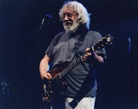"Jerry Garcia performing ""Must Have Been The Roses"""