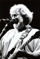 "Jerry Garcia performing ""How Sweet It Is"""