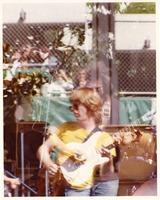 Grateful Dead: Phil Lesh and Jerry Garcia: double exposure