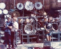 Grateful Dead: Bill Kreutzmann, Phil Lesh and Bob Weir