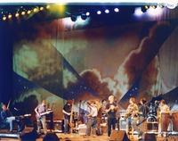 Bruce Hornsby, Phil Lesh, Rob Wasserman, Bob Weir, Jorma Kaukonen, Mickey Hart, and unidentified musicians