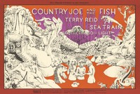 Country Joe and the Fish, Terry Reid, Sea Train - Brotherhood of Light - Bill Graham Presents in San Francisco - December 12-15 [1968] - Fillmore West