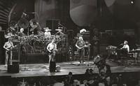 Grateful Dead, ca. 1989: Phil Lesh, Bill Kreutzmann, Bob Weir, Mickey Hart, Jerry Garcia, Brent Mydland