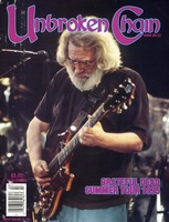 Unbroken Chain, Issue 53 - October/November/December 1995