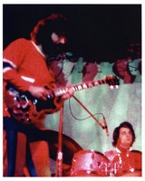 Grateful Dead: Jerry Garcia and Bill Kreutzmann
