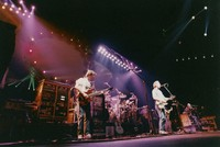 Grateful Dead: Phil Lesh, Bob Weir, Vince Welnick